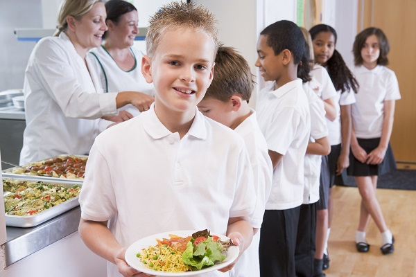 Gestionamos más de 40 comedores escolares de distintos colegios